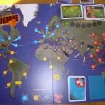 pandemie debut de tour
