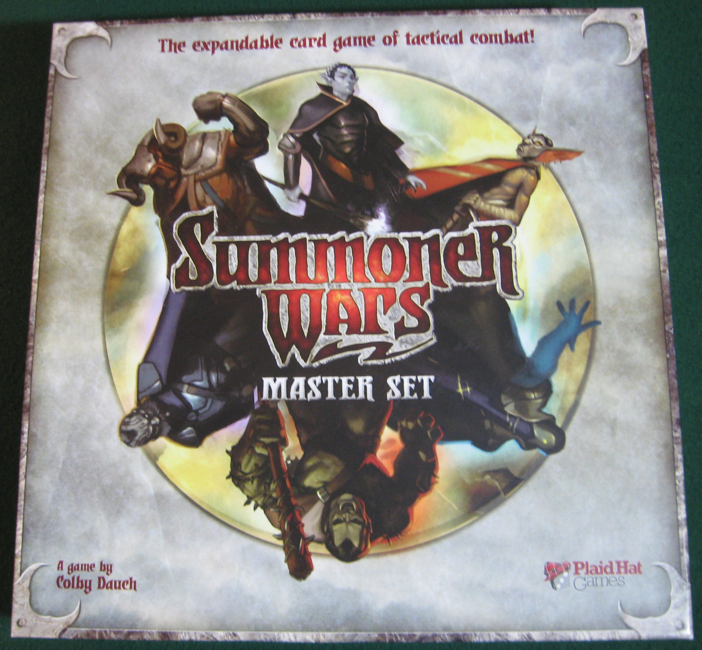 DIMANCHE APRES MIDI – SUMMONER WARS & BLOOD BOWL