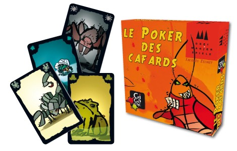 JDS - POKER DES CAFARDS