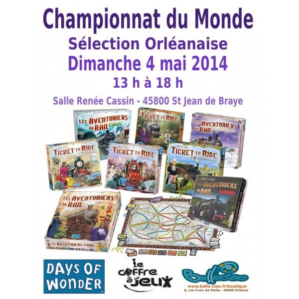 Tournoi Aventurierdurail 2014