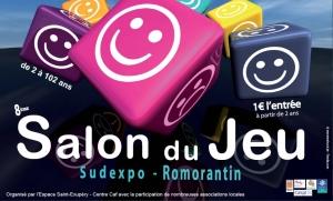 SALON DU JEU DE ROMORANTIN LANTHENAY